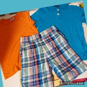 The childrens place outfit 5 and extra tee